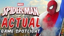 Spider Man ACTUAL Game Spotlight