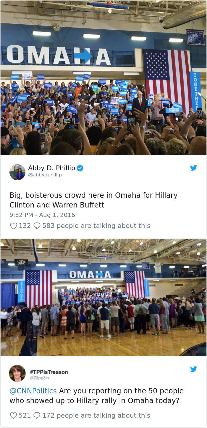 Пример того, как СМИ могут манипулировать нами