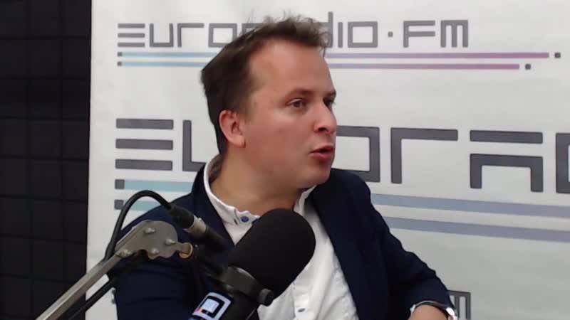 Госць Ідэі Х - Франак Вячорка