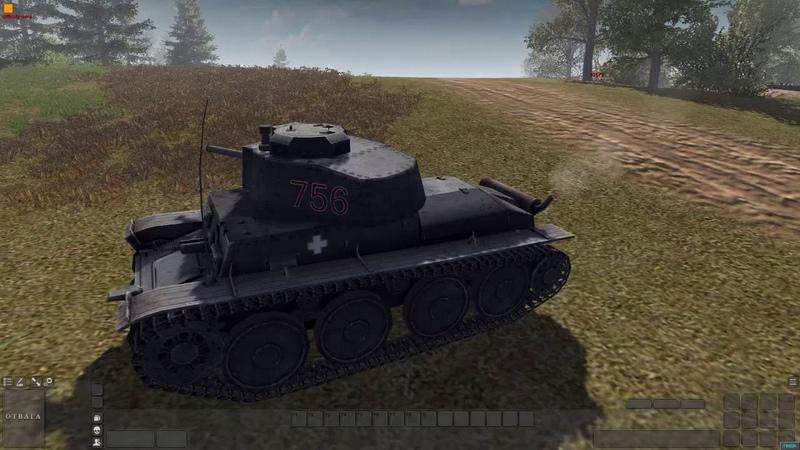 В тылу врага штурм 2 - Битва под Варшавой (10-12 сентября приблизительно)