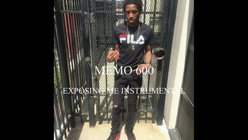 Memo 600 Exposing Me (Instrumental) [Prod. by Will Hansford, Steve Chea WMD Productions]