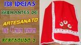 138 Ideias Brilhantes de Artesanato de Capa para Bebedouro 2 Criando Maravilhas