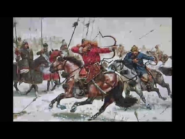 Как пало монголо-татарское иго.