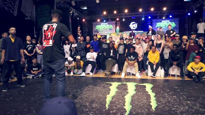 L'eto vs P-Dog / Just Play Just Dance VOL.4 Hiphop 1 on 1 Best 16 » Freewka.com - Смотреть онлайн в хорощем качестве
