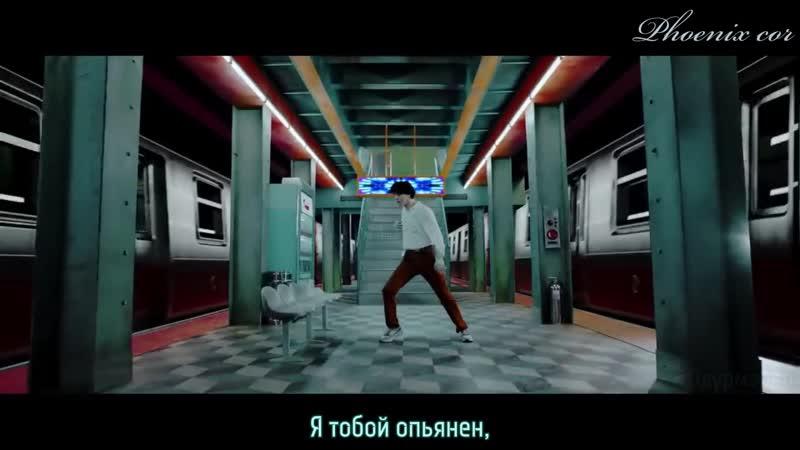 Phoenix Cor GOT7 Lullaby рус саб