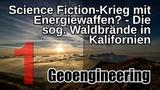 Science Fiction-Krieg mit Energiewaffen - Die sog. Waldbr