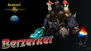 HoN replays - Berzerker - Immortal - 🇸🇬 Koomanp Legendary II