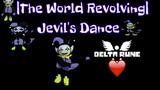 DELTARUNE - THE WORLD REVOLVING (Jevil's Theme) COVER AKTASHMAK