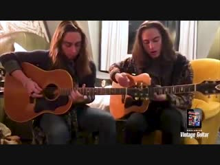 Jake and Sam - Brave New World (Acoustic)