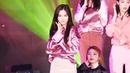 [4K 60P] 181010 중앙대학교 100주년 기념식 홍유경 4 Walls 직캠 By.EXTRA