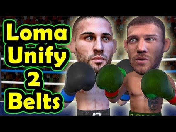 Vasiliy Lomachenko unify lightweight titles by defeating Jose Pedraza