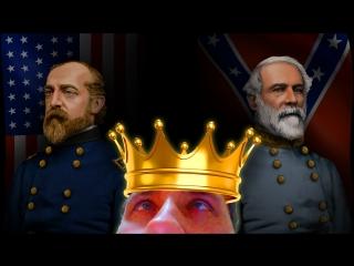 Обзор геймплея игры стратегии про гражданскую войну США типа Тотал Вар Ultimate General - Civil War