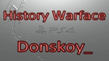 Warface History PS4 2 ENGINEER
