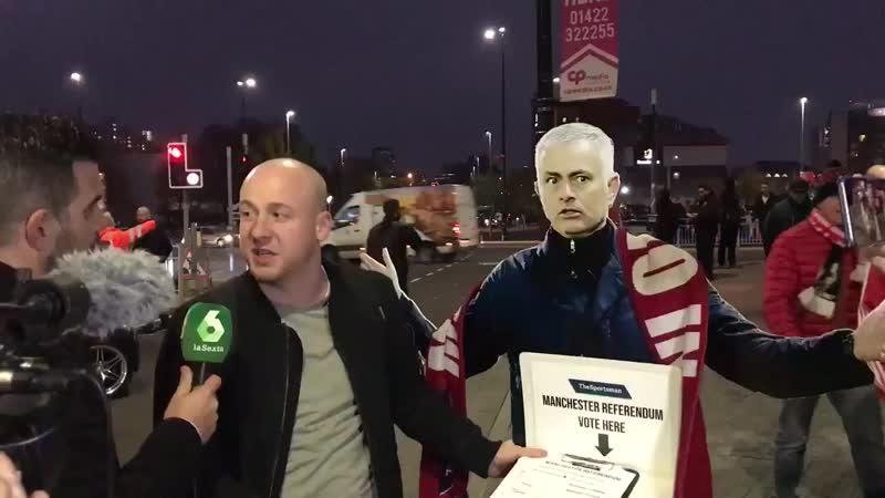 Max Allanazarov Mourinho