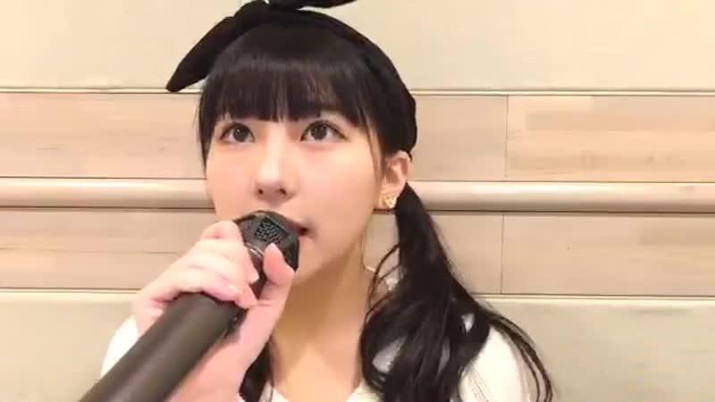 11. Tanaka Miku - Bokura no Eureka (NMB48)