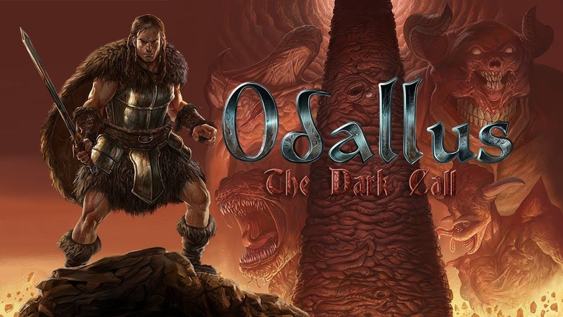 Odallus: The Dark Call | Трейлер | PS4, Xbox One, Nintendo Switch