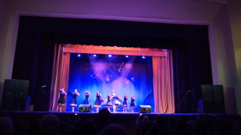 Образцовый хореографический коллектив Гамаюн Венгерский танец