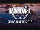 Rainbow Six |Pro League Season 8 |18 Ноября