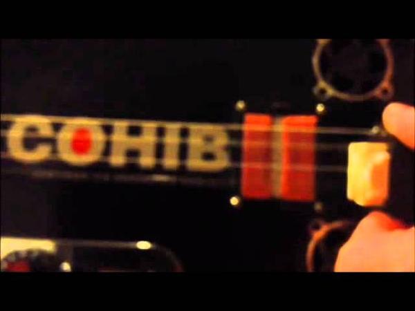 DIY Guitar Pickup Test