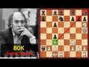 Vasily Smyslov: Tal wins by tricks. I consider it my duty as a grandmaster to beat him properly
