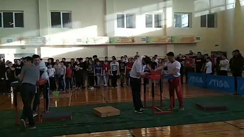 Чемпионат РБ по армрестлингу