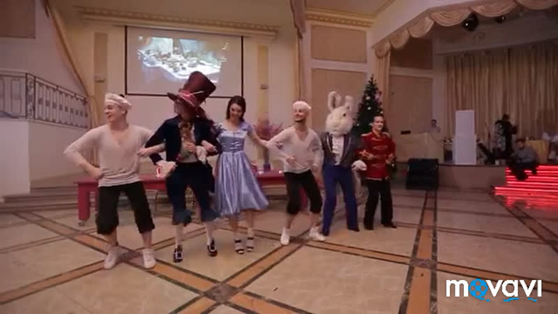 Екатерина Сивак Алиса в стране чудес