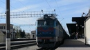 ЧС4-047 з пасажирським поїздом №772 Подільський експрес Хмельницький - Київ