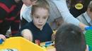 Оксана Пушкина посетила наро фоминскую школу для особенных детей