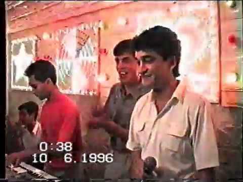 Gurban Hallyýew Türkmen toýy 1996