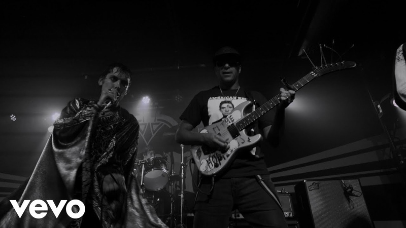 The Struts Dancing In The Dark Live From The Basement East ft Tom Morello