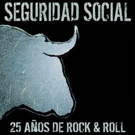 Seguridad Social альбом 25 años de Rock & Roll