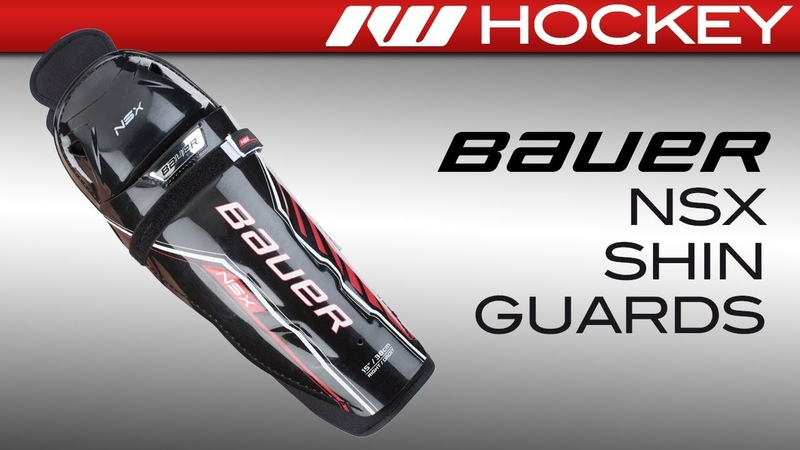 Bauer NSX Shin Guard Review