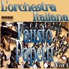 Fausto Papetti альбом L'Orchestra Italiana - Fausto papetti Vol. 1