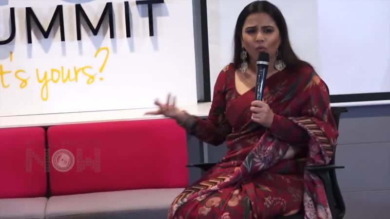 Vidya Balan COMPARES Herself To Madhuri Dixit The Itch Summit 2019