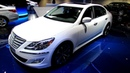 2013 Hyundai Genesis 5,0 R-Spec - Exterior and Interior Walkaround - 2012 Los Angeles Auto Show