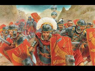 Римская тактика ближнего боя