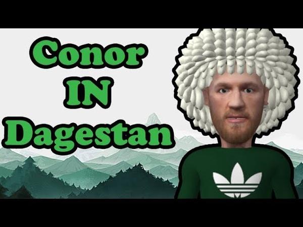 Conor Mcgregor in Dagestan Spying on Khabib Nurmagomedov conor mcgregor in dagestan spying on khabib nurmagomedov