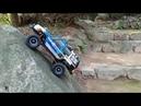 RC카 Rock Trail T-Rock티락(SCX10 II Clone) Rock Crawling 2