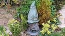 Dekoration für Garten selber basteln Elfenhaus