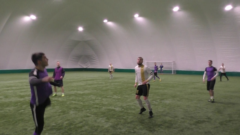 FRT 1:5 Реал Питер (Полный матч)