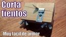 ¿Cómo hacer un corta tientos? El Rincón del Soguero - самодельный нож для резки тонких шнуров из кожи.