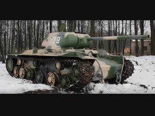 Тяжёлый танк КВ-1С ⁄ КВ - 85Г ¦ Обзор, Тест-драйв, История создания ¦