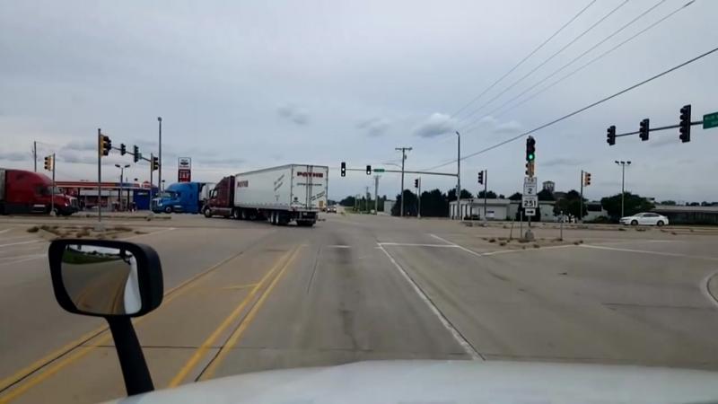 BigRigTravels LIVE! Aurora, Illinois to Lyndon Station, Wisconsin I-88, I-39, I-90-Sept. 8, 2018