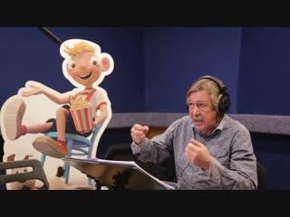 Михаил Ефремов озвучивает Мистера Спейбла в мультфильме «Гурвинек. Волшебная игра»