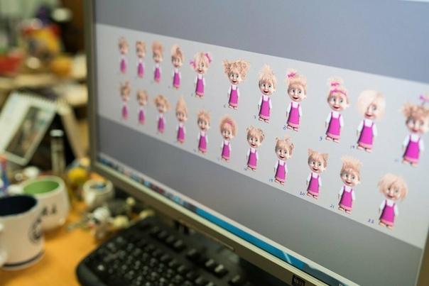 Как делают мультфильм «Маша и Медведь» Анимационная студия «Анимаккорд» была основана в 2008 году. Первый проект известный мультфильм «Маша и Медведь». Сейчас уже выпущено 52 серии, а одна из