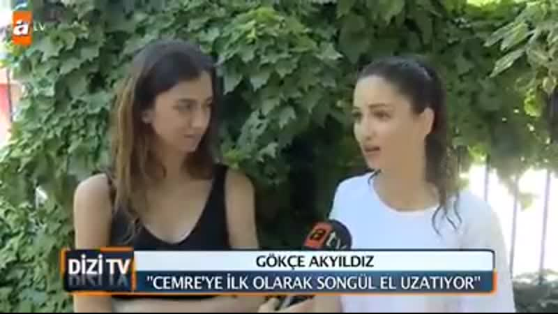 Kırgın Çiçekler oyuncularıyla özel röportaj- Dizi TV 471. Bölüm - atv