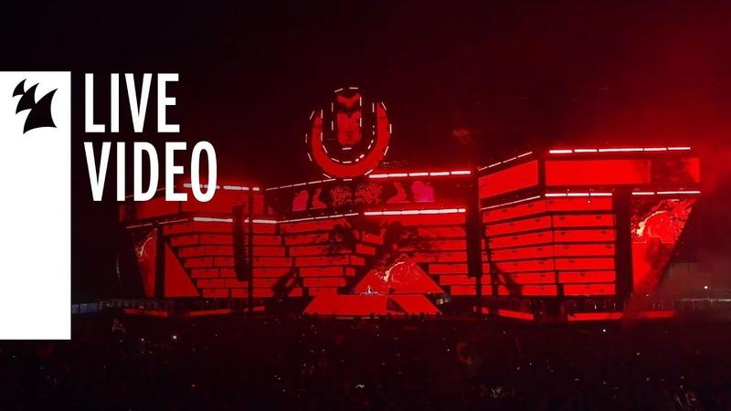 Armin van Buuren Luke Bond feat. KARRA - Revolution [Armin van Buuren live at ULTRA2019]