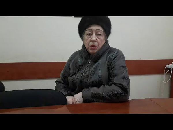 Тамара Федоровна возмущена счетами за отопление