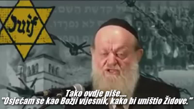 Židovski Rabin o Hitleru, Wagneru i konverziji na kršćanstvo