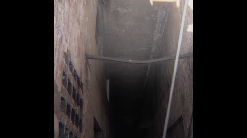 В Питере нашли двор-колодец без входов и выходов, которого нет на карте